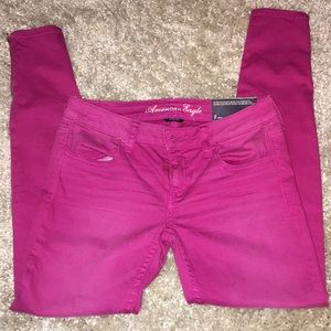 American Eagle size 2 regular Jeggings